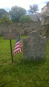 Thomas Babb (1-2-1-1) Headstone