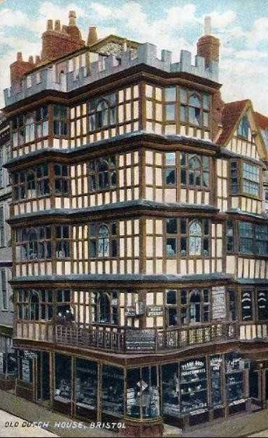 The Dutch House, Bristol, England