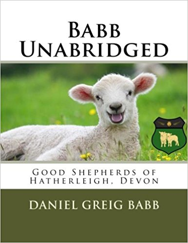Vol 11-Good Shepherds of Hatherleigh, Devon Cover