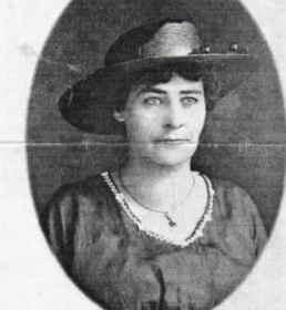 1-2-1-4-2-1-1=1-4. Daisy Dell Babb (circa 1910)