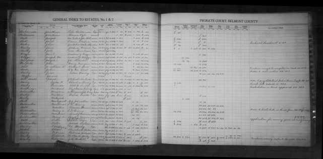 1-2-2-2-4-2 Peter Babb Estate Records Index