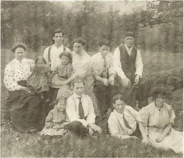 Arena (Liggins, Babb) Garton & Babb Family