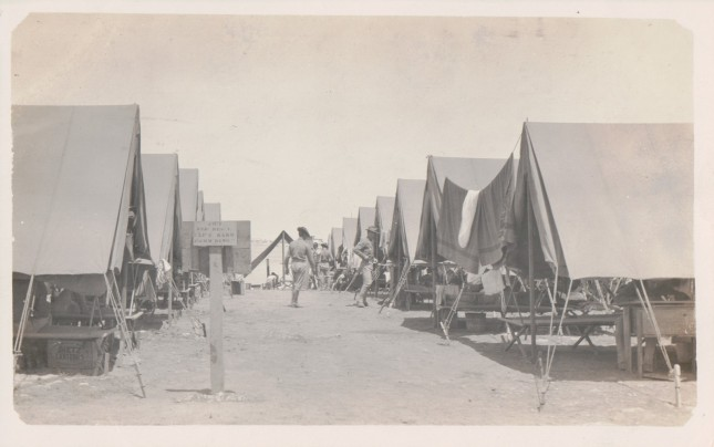 Babb Military Camp