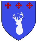 New Babb Crest-White Stags (2016)