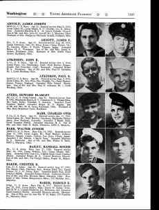 World War II Young American Patriots, 1941-1945 - Charles Babb & Walter Babb