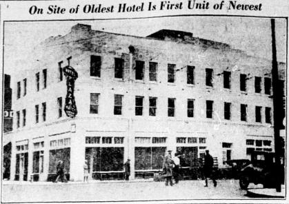 Plaza Hotel 1931