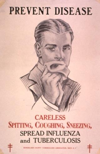 Tuberculosis Poster 02