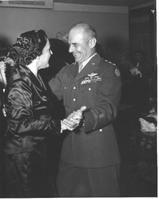 Charles Harding Babb Photo - Doolittle dancing with Mrs Babb