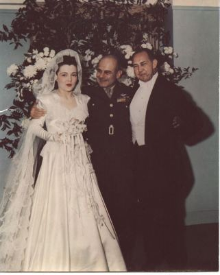 Charles Harding Babb wedding photo
