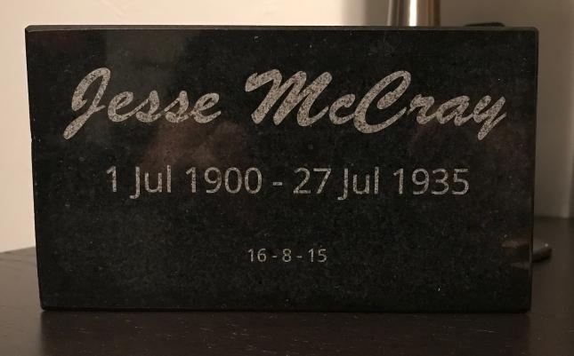 Jesse McCray